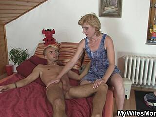 Sex schwiegermutter Beste Schwiegermutter
